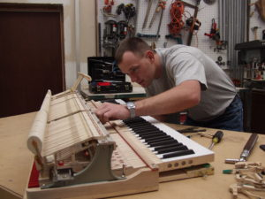 Piano Action Regulation