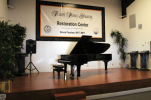 Forte Piano Gallery - The Piano Specialists