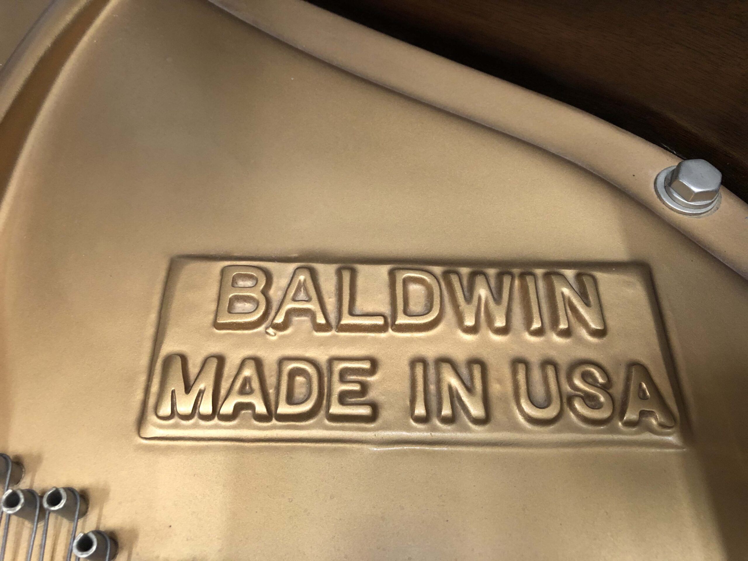 Beautiful Baldwin R