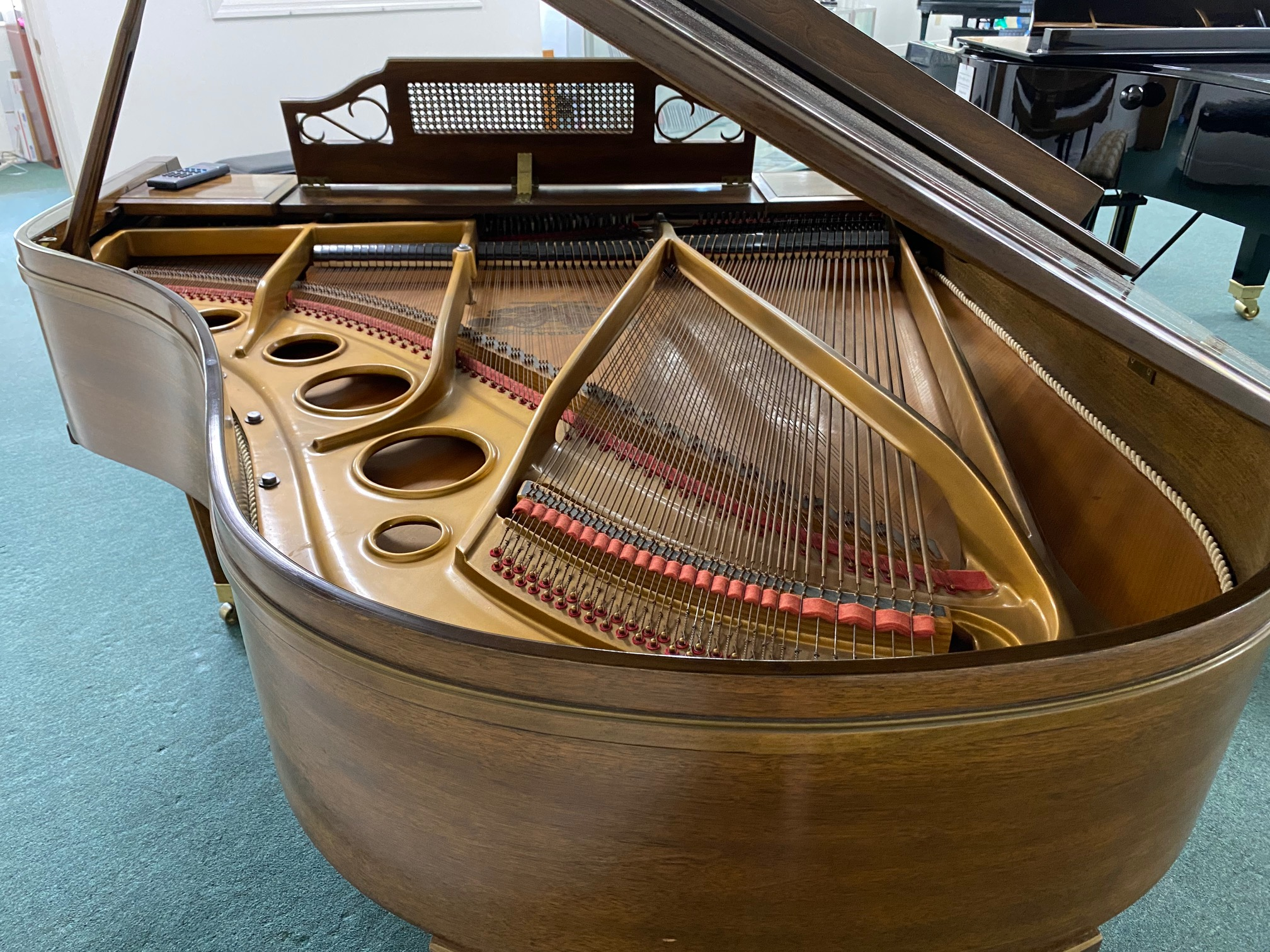 Kimball Player Grand Piano