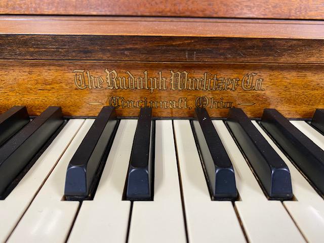 American Icon Rudolph Wurlitzer Piano